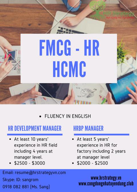 HRBP Manager