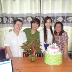 Sinh nhật nhân viên
