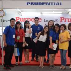 Prudential - Partnership with AIESEC
