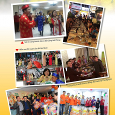 Lunar New Year's Gathering
