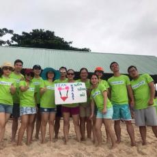 Teambuilding 2018 - Phu Quoc