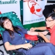 Blood donation program - Ha Noi