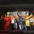 An internal performance by HCMC Trade Team at Internal Tet Party 2013-2014