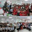 Thi Trang Trí Giáng Sinh tại Dai-ichi Life Việt Nam
