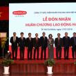 Dai-ichi Life Việt Nam vinh dự đón nhận Huân chương Lao động Hạng Ba