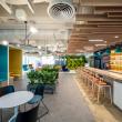 Văn phòng iWork - cafeteria