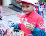 """AIA Việt Nam phát động """"Hành trình cuộc sống"""" năm thứ 3 nhằm hỗ trợ học sinh có hoàn cảnh khó khăn"""