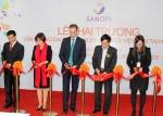 Sanofi – cam kết đầu tư lâu dài tại Việt Nam