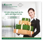 "Customer Promotion Program ""Celebrating Manulife Financial's 125th Anniversary, Enjoying Special Offers"""