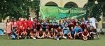 Nike Soccer & Badminton tournaments