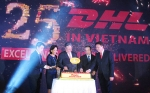 DHL Express celebrates 25th anniversary in Vietnam