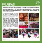 Prudential giúp trẻ em vùng cực bắc có trường lớp mới