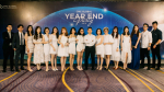 Gorgeous girls at Year End Party 2019