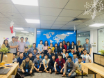 CMC Global attracts international students