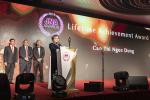 PNJ nhận giải thưởng thành tựu trọn đời ngành kim hoàn châu Á