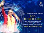 CEO PNJ Lê Trí Thông được vinh danh Top 10 Doanh nhân trẻ xuất sắc nhất