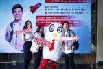 Techcombank cháy cùng đam mê trong các sự kiện dành cho giới trẻ