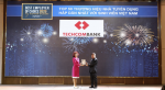 """Techcombank là top 5 ngân hàng được vinh danh """"Thương Hiệu Nhà Tuyển Dụng hấp dẫn nhất với sinh viên Việt Nam 2020"""""""