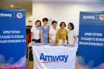 Amway đồng hành cùng chương trình học bổng AMCHAM