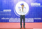 Amway Việt Nam đồng hành cùng Diễn đàn Tiếng nói trẻ Youthspeak 2019
