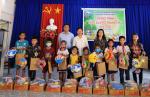Trung thu cho trẻ em nghèo tại Tây Ninh