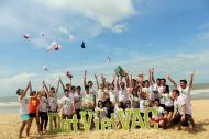 DatViet VAC Teambuilding Hồ Tràm 2016