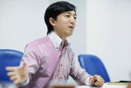 Mr. Yasukura Hiroaki - CEO of Iconic