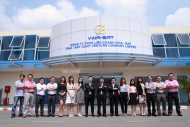 BAT Staff in BAT-Vinataba Joint Venture
