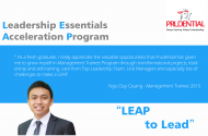 Management Trainee - LEAP Program