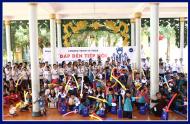 Chương trình từ thiện tại ngôi chùa Lộc Thọ, toạ lạc tại thành phố biển Nha Trang