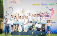 "Giải quần vợt ""SAINT-GOBAIN TENNIS TOURNAMENT 2018"" tại vũng Tàu"