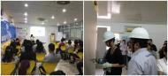 """Chương trình """"FACTORY TOUR"""" dành cho sinh viên trường Đại học Hoa Sen"""