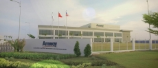 Amway Factory in VSIP, Binh Duong Province