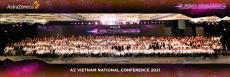 Hội nghị Toàn Quốc AstraZeneca Việt Nam – Tháng 01/2021
