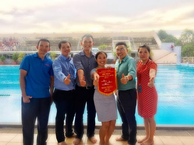 Hội thao Công Đoàn Quận Phú Nhuận 2017