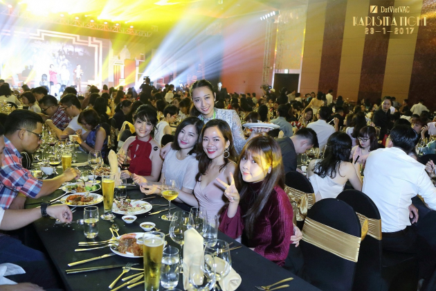 DatViet VAC Year End Party @ Intercontinental 2016