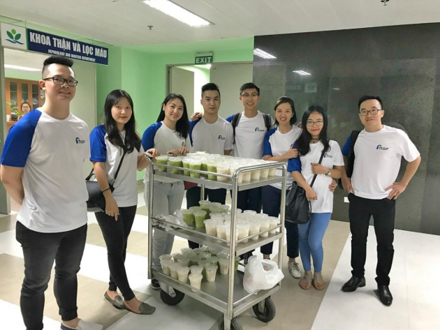 Hanoi Charity Day 2017