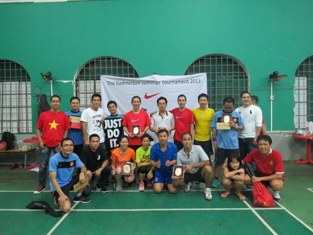 Nike Badminton Tournament
