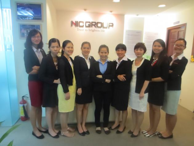 ESS Team in HCMC