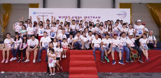 Wipro Run 2018 #WeBeforMe