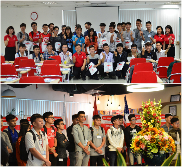 Các hoạt động hợp tác với trường đại học Bách Khoa TPHCM