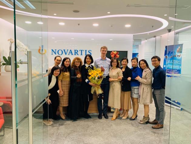 Our Hanoi office
