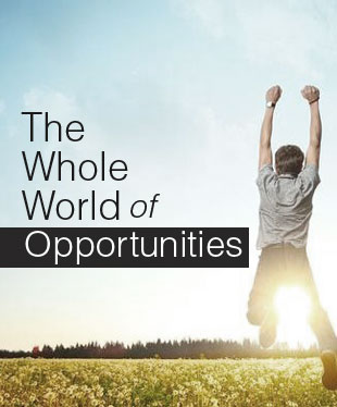 whole world opportunities
