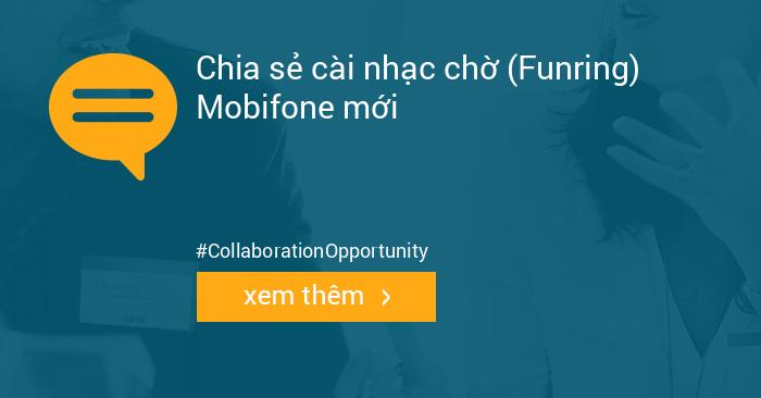 Chia sẻ cài nhạc chờ (Funring) Mobifone mới | Anphabe